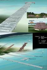 FS2000-2002                     Static airport API macros. Wooden docks