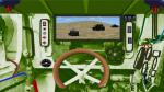 FSX Four Driveable German WW II Military Vehicles