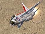 FS2002                   / FS2004 RAF EE Lightning F.1 XM146 145 Sqn/226 OCU Textures                   only.