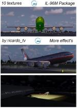 IL-96M Package