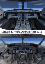 Lufthansa Fleet 2012 Part2
