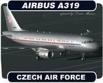 Czech Air Force Airbus A319-115CJ - 3805