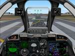 FS2004                   A-10 Thunderbolt II 2D panel