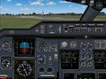 FS2004                   Airbus A310 Panel