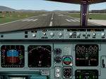 FS2004                   Airbus A320 Panel.