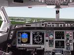 FS2000                   Airbus A340/380 panel.