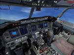 TDS FSX Alitalia Boeing 737-Max8 Package