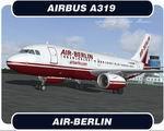 Air Berlin Airbus A319 Textures