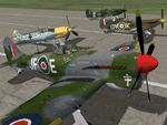 FS2004                   Aeroplane Heaven Battle of Britain AI Flypast