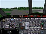 FS2000                   Alternative 4 Jet analog panel