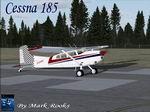 FSX                   Cessna 185