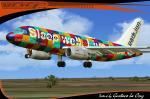 "FSX/FS2004 Airbus 319 Germanwings ""Parkinnhotels"""