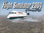 FS2004                     America West Express CRJ-200 Splash Screen
