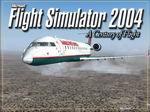 FS2004                     America West Express CRJ-200 Splash Screen