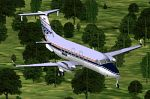 FS98/2000                   Raytheon/Beechcraft B1900D Twin Turboprop Regional Commuter                   Factory Colors