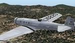 FS2004                   Boeing 221A Monomail