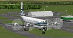Pan                   American World Airways B377 Boeing Stratocruiser