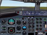 FS2000                   Boeing 737-300 panel.