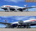 British Airways Boeing 777-200ER Package