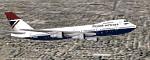 FS98/FS2000                   British Airways 747-136