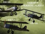 Bartel Training Aircraft Package