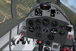 FS2004                   ALPHA BLEU CIEL Grumman F8F Bearcat Package