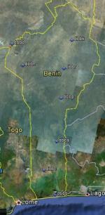 FSX Benin Airfield Locator