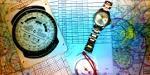 Visual navigation for flight simulation: Compass, Clock and Chart Part 4