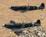 FSX-FS2004 Spitfire MkIXc / IXe