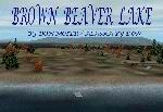 FS-2002                   Scenery / Alaska / Brown Beaver Lake.