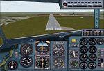 FS2000                   Fairchild C-119 Panel