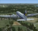 Lufthansa C-46 Textures