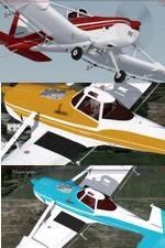 FSX/P3D Cessna 188 Agtruck 3 livery package