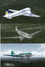 Douglas C-47 Buffalo, Lufthansa and Luftwaffe Package