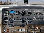 FS98                   Cessna 152 Digital Photo-realistic instrument panel Version                   1.1