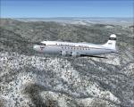 Continental DC-4 Textures