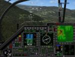 FSX  Alphasim F-111 Aardvark HUD Radar Relocation