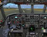 FS2004                   - Sud-Aviation Caravelle photoreal Panel Version 2