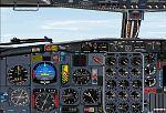 FS98/                   FS2000 panel Boeing 727.