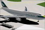 Project                   Opensky BOEING 747-400 Cathay Pacific Airways