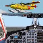 FS2002                   deHavilland CC-138 Twin Otter Floats - Canadian Forces 440 Transport                   Sq