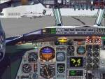 FS2000                     panel for DC-9 v2.1