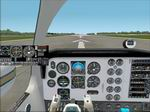 FS2002.                   Virtual Cockpit Panels for the Default Cessna 172SP, Cessna                   182S non-IFR, and Beechcraft Baron 58