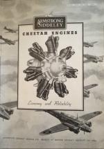 Avro Anson Bristol Siddeley Cheetah 1X Soundset
