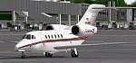 FS2000                   Cessna Citation X