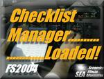 CheckList                   Manager Trial Version by SEA (Sceneries-Effects-Adventures)