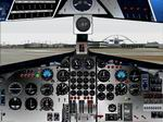 FS2004                   Douglas stock DC3 Alternate Panel