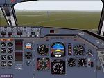 FS2000                   panel for the Airbus A300