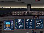 FS2000                   Panel for Boeing 717.