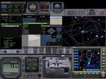 FS2004                   Tower Control Panel.